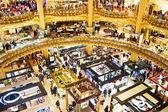 Lafayette store, Paris — Stock Photo