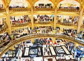 Lafayette department store — Stock Photo