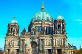 Berlin Cathedral on Museum Island — Stock fotografie