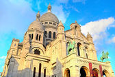 Montmartre Basilica, Paris — Stock Photo