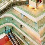 Times Square mall, HK — Stock Photo #67647783
