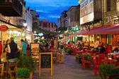 Tbilisi Old Town street — Stock Photo