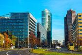 Potsdamer Platz in Berlin — Stockfoto