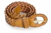 Women's belts — Stock Photo
