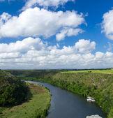 Chavon River — Stock Photo