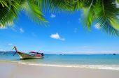 Boats, Andaman Sea, — Photo