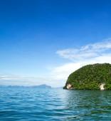 Tropical island Thailand — Стоковое фото