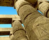 Ancient ruins of Karnak — Stock Photo