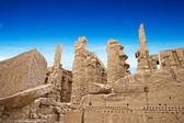 卡纳克神庙的古代遗址 — 图库照片