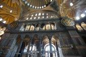 Blue Mosque interior  — Stock Photo