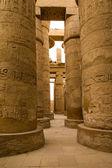 卡纳克神庙埃及. — 图库照片