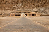 Hatshepsut in Egypt — Stock Photo