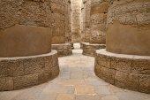Ramesseum temple, Egypt. — Stock Photo