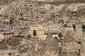 Formations in Capadocia, Turkey — Stock Photo