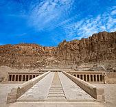 Hatshepsut no Egito — Fotografia Stock