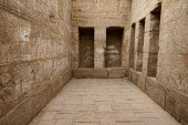 Temple of Medinat Habu in Luxor — Stock Photo