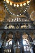 ブルー モスク インテリア — ストック写真