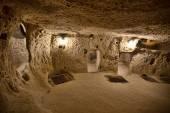 Cave city in  Turkey — Stock Photo