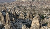 Capadocia in  Turkey — Stock Photo