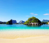 Landscape in Thailand — Stock Photo
