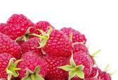 Fresh ripe  rasberries — ストック写真