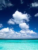 Mer tropicale — Photo