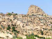 Rocks in Capadocia, Turkey — Stock Photo