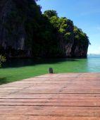 James bond island — Stock Photo