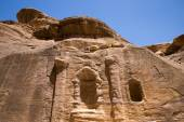 Petra en jordanie — Photo