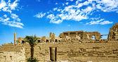 Ruínas do antigo Egito — Fotografia Stock