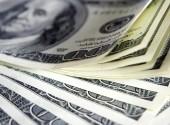 American dollars  background — Stock Photo