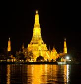 Wat Arun  Temple in Bangkok — Stock Photo
