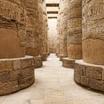 Hieroglyphics, Karnak, Egypt. — Stock Photo #64902003