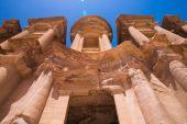 Temple in Petra, Jordan — ストック写真
