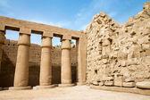 Karnak temple in Luxor — Stock Photo