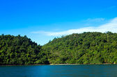 Islands in Andaman sea — Stock Photo