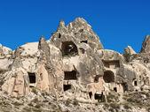 Rocks formations in Capadocia — Stock Photo