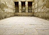 Ancient ruins of Karnak — Stock Photo