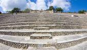 Amphitheatre  in Altos de Chavon — Stock Photo