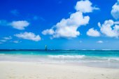 Beautiful tropical sea — Stock Photo