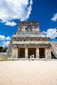Kukulkan Pyramid in Chichen Itza Site — Stock Photo