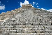 Kukulkan Pyramid in  Mexico — Stock Photo