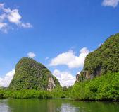 Islands in Andaman sea — Stock Photo