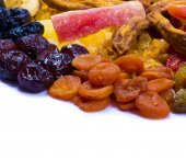 Mix dried fruits — Stockfoto