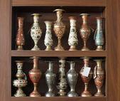 阿拉伯语的灯具店 — 图库照片