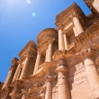 Ancient temple in Petra — Stock Photo #74798225