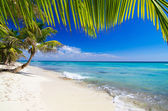 Beautiful tropical sea — Stock Photo