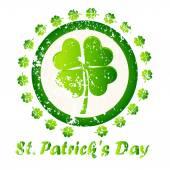St. Patrick's Day Icon — Stock Vector