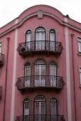 View of Lisbon street — Stock Photo
