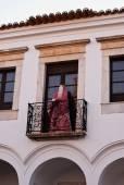 Monsaraz- historic city in Portugal — Stock Photo